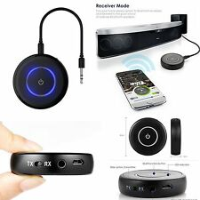 New 2-in-1 Mini Bluetooth 4.1 Music Wireless Audio Transmitter Receiver Adaptor