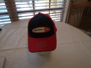 Nascar racing Dupont 24 Jeff Gordon stretch fit hat cap Chase NWT NEW RARE S/M