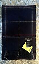 Barbour Scarf in 95% lambswool 5% Cashmere