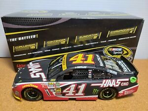 2014 Kurt Busch #41 Haas Automation Chase For The Cup 1:24 NASCAR Action MIB