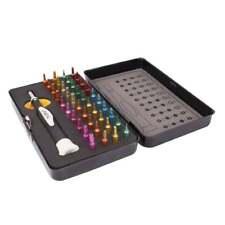 Lindy 40 pieza de color codificado Destornillador de precisión conjunto & Torx