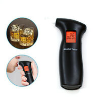 Mini Pocket Digital Alcohol Breath Analyzer Breathalyzer BAC Tester Detector