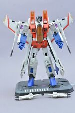 Transformers Masterpiece Starscream Complete Walmart Exclusive