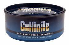 Collinite 915 Marque D' Elegance Premium SHOW CAR  Wax- FREE US Shipping!