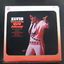 Elvis - Frankie & Johnny LP VG+ ACL 7007 USA 1976 Pickwick Vinyl Record