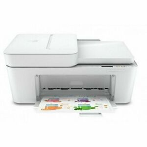 Multifunción Hp Deskjet Plus 4120 Imprime/Escanea/Copia/Fax