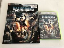 Dead Rising 1 (Microsoft Xbox 360) Excellent Condition W/Used Guide