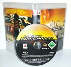 NEED FOR SPEED UNDERCOVER - Playstation 3 Ps3 Play Station Sony Gioco Game