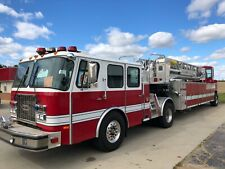 Priced to sell! E-One 100ft Tiller truck Fully Operational with low miles