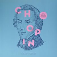FREDERIC CHOPIN - THE MASTERPIECES OF 180G  VINYL LP NEW