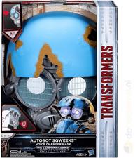 Transformers L/'ULTIMO CAVALIERE OPTIMUS PRIME voce CHANGER CASCO