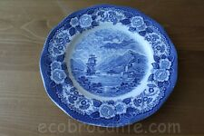 "ENOCH WEDGWOOD "" LOCHS OF SCOTLAND "" 1 assiette plate"