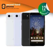 Google Pixel 3a XL - 64GB  - Black/White/Purple - UNLOCKED