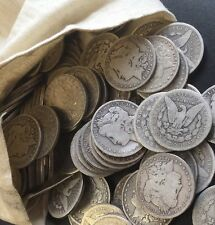 500 Morgan Silver Dollars. Many Diff. Dates/MM. VG B-4 1905 SURVIVAL SILVER