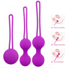 3Pcs/set-Vagina-Tightening-Silicone-Kegel-Ball-Love-Ben-Wa-Bal-Vibrator-Smart