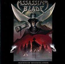 ASSASSIN'S BLADE - AGENTS OF MYSTIFICATION NEW CD