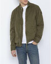 Schott Jay 19 Summer Jacket in Light Khaki RRP £100