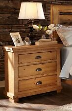 Progressive Furniture P60843 Distressed Pine Willow Nightstand P6