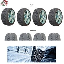 4 Gomme INVERNALI omologate WINTERGREEN Snow3 made in Italy 195/45/16 84 V