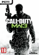 Call of Duty Modern Warfare 3 III MW3 Pc DVD Discs Only