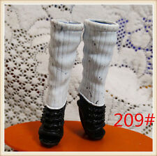 High Heel Shoes Black & White Color Create a Monster Accessories Children Gifts