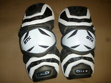 Stx Cell Ii Lacrosse Arm Guards * Very Good Condition * Stx Cell 2 Size Large