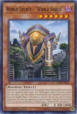 "3 x World Legacy - ""World Shield"" (EXFO-EN021) - Common - 1st Edition"