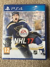 NHL 17 ( Playstation 4, PS4 ) Brand New + Sealed