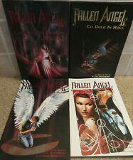 Fallen Angel #1-4  2007/08 IDW TPB 1st /2nd Print