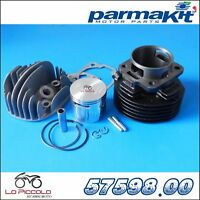 GRUPPO TERMICO CILINDRO ø 55 PARMAKIT 102 cc VESPA SPECIAL R L N 50 IN GHISA