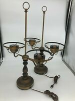 Vintage Plymouth Harlee Table Lamps Pair