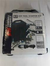 New Campbell Hausfeld  62 Piece Air Tool Starter Kit AT921099