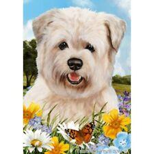 Summer Garden Flag - Wheaten Glen of Imaal Terrier 182151