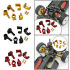 Metal steering shell spare accessories for LC Racing PTG-2 1/10 RC Car