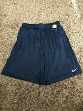 Nike Men's 3 Pocket Dri-Fit Short 418635-419 2XL Navy Blue MSRP $38