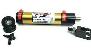 NEW TUBEX 10-01-26 STROKE 50 PNEUMATIC (AIR) CYLINDER  SERIES 10 (1 LOT OF TWO)