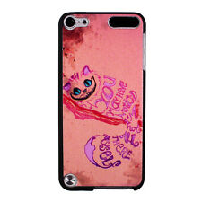 Alice in Wonderland Cheshire Cat Hard Case Cover for iPod Touch 5 5th generation