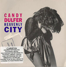 DISCO 45 giri CANDY DULFER heavenly city // beat side