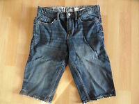 H&M coole Jeans-Shorts 3/4 Jeans Gr. 164 w. NEU  02-14