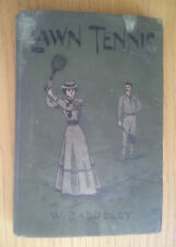 LAWN TENNIS - WILFRED BADDELEY 1900 Revised & Enlarged New Edition