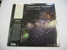 TANGERINE DREAM - RUN TO VEGAS - LP+CD NEW SEALED 2010 - LILITH