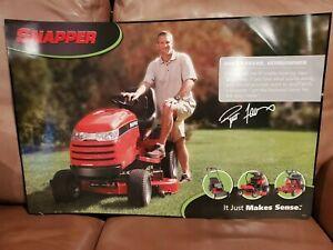 """Vintage 2008 ? Snapper Brett Favre Green Bay Packers Promo Poster 20""""x30"""" RARE 2"""