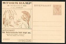Netherlands covers 7 1/2c Storm Ramp Advertising Pc not sent Bontkraag Scarce!