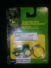 JOHN DEERE TRACTOR KEY CHAIN BY RACING CHAMPIONS ERTL INC. NEW IN PACKAGE