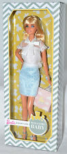 Barbie WELCOME BABY 2018 Mattel Signature Collector series model doll NIB