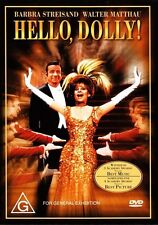 HELLO, DOLLY! (Barbra STREISAND Walter MATTHAU Michael CRAWFORD) DVD Region 4