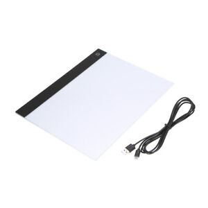 LED Graphic Tablet Writing Painting Light Box Tracing Board Copy Pads C5O2