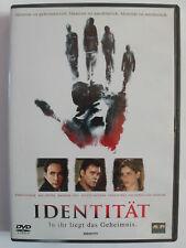 Identität - In ihr liegt das Geheimnis - DVD