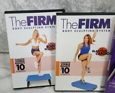 The Firm Body Sculpting System 2 Disk Set