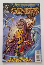 Genesis # 2 - 10/1997-Dc Comics